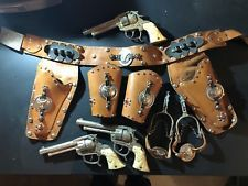 Vintage Cap Guns And Holsters Roy Rogers Gene Autry