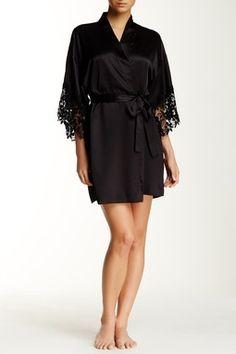 Flora Nikrooz Sleepwear Simple Elegance Robe