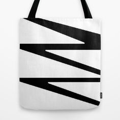 Zag 1 Tote Bag by SKCreations, LLC - $22.00