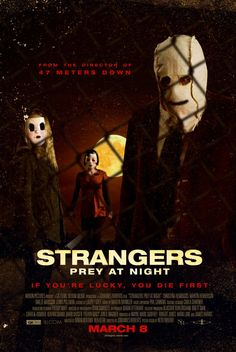 只殺陌生人(The Stranger Pray at night)poster
