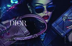 Rihanna For Dior Campaign