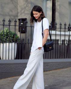 sara donaldson look total white