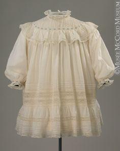 Child's Dress, 1910-1925.