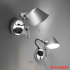 Artemide Tolomeo Wall Spot Micro LED available at AllModernOutlet.com