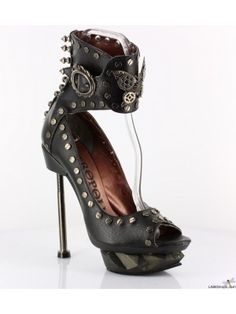 Steampunk shoes!!!