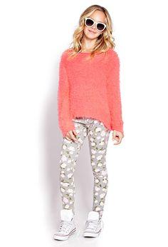 Sweetest Rose Skinny Jeans (Kids) | FOREVER21 girls - 2000063772