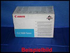 Canon CLC 1000 Toner Cyan 1428A002    Foto vom Tonershop www.baseline-toner.de  Zur Nutzung für private Auktionen z.B. bei Ebay. Gewerbliche Nutzung von Mitbewerbern nicht gestattet.  Toner kann auch uns unter www.wir-kaufen-toner.de angeboten werden.