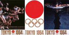 東京オリンピック  AD : 亀倉雄策