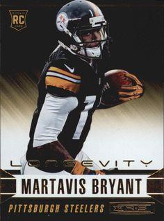 2014 (STEELERS) Rookies and Stars Longevity #171 Martavis Bryant  MINT FROM PACK