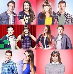 #Glee - #FinnHudson #RachelBerry