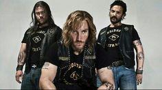 ~Luke, Callan Mulvey, & Damian Walshe-Howling (Bikie Wars: Brothers in Arms)~