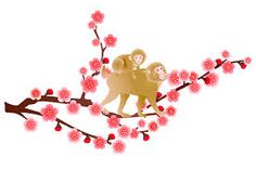 Image result for chinese new year monkey crafts