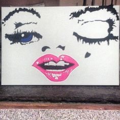 Marilyn Monroe Inspired Pout   To order, message me on Facebook, Email me at bianca.boniello@gmail.com! Website: biancaboniello.wix.com/bboards  Instagram: @bybboards Twitter: @bybboards  Facebook: www.facebook.com/bybboards