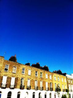 Islington, London.