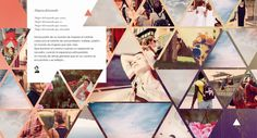 The reason why our group like this yearbook layout is because the well-used repetition of pictures in the layout. The repetition is well-used used by the most common form, gradation.