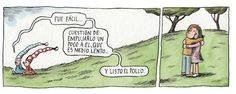 Liniers Crazy Mind, Love Fairy, Love Deeply, Humor Grafico, Comic Strips, True Love, Quotations, Fairy Tales, Love Quotes