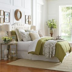 Get inspired by French Country Bedroom Design photo by Room Ideas. Wayfair lets you find the designer products in the photo and get ideas from thousands of other French Country Bedroom Design photos. Country Bedroom Design, French Country Bedrooms, Country Decor, Modern French Country, Decoration Bedroom, Home Decor Bedroom, Bedroom Ideas, Bedroom Designs, Wall Decor