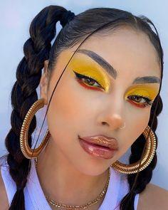 Makeup Eye Looks, Creative Makeup Looks, Eye Makeup, Bh Cosmetics, Aesthetic Makeup, Color Stories, Makeup Tips, Makeup Ideas, Beauty Make Up
