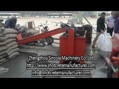 cement foaming mahcine Cement, Concrete, Youtube Share