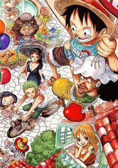 One Piece Manga, One Piece Figure, One Piece Drawing, One Piece Fanart, One Piece Luffy, One Piece New World, One Piece Crew, One Piece Cosplay, Otaku Anime