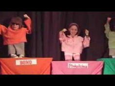 tiny kids in talent show
