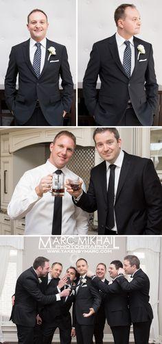 Wedding photography by Toronto/Hamilton/Niagara based photographer  Marc Mikhail Photography  #Takenbymarc #weddingphotography #photography #love #flowers #groom #bride #wedding #dress #suits #bestman #beer