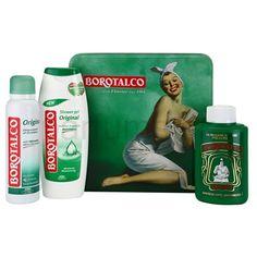Borotalco Original kozmetická sada I.