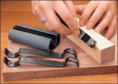 Veritas® Cornering Tool Set - Woodworking