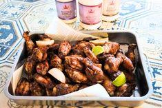 Hot hot hot! Poppamiehen jamaikalaiset siivet on hottia herkkua vaikka illanistujaisiin!