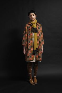 12–13 a/w–clothes | minä perhonen. i want to make a coat like this. or several.