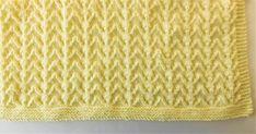 Bibi Baby Blanket - free pattern