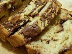 Nutella Banana Bread. 6 Smart Pts a serving.