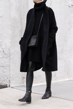 6d75f270cc6 25 Chic Winter Looks that Will Make You Fell Stylish and Cozy