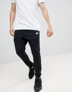 a67569a0cb18 Nike cuffed Club jogger in black 804408-010