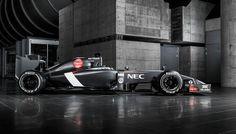 F1: Sauber C33-Ferrari Launched http://RacingNewsNetwork.com/2014/01/26/sauber-c33-ferrari/ #f1 #car #cars #racing #motorsport #motorsports