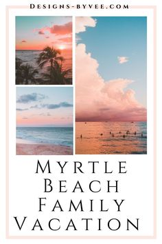 Time for trip? Don't want to spend too much money? Then check out Myrtle Beach, SC!
