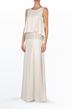 Evening - Dresses Philosophy Women on Alberta Ferretti Online Boutique - Spring-Summer collection for women. Worldwide delivery.