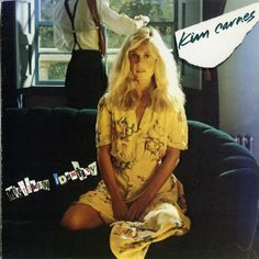 Kim Carnes - Mistaken Identity Type: 33 Speed LP Record Release Date: 1981 Description This is a very nice LP record for it's age. The record company is EMI America Records. Vinyl Music, Vinyl Records, Jennifer Warnes, Identity, Bette Davis Eyes, 1980s Pop Culture, Classic Album Covers, Betty Davis, Blue Raincoat