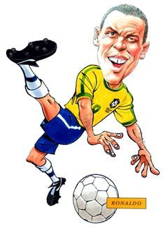 Cartoon Cupcakes, Soccer Players, Funny Faces, Ronaldo, Sport, Disney Characters, Fictional Characters, Football, Legends