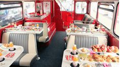 BB Bakery Vintage Afternoon Tea Bus Tour for Two Gift Voucher