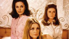 """""""The Valley of the Dolls"""" * 1966 best-selling novel by Jacqueline Susann about the rise and fall of three pill-popping women in Hollywood."""