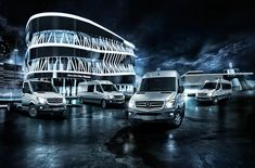 MERCEDES-BENZ USA: 2014 SPRINTER LAUNCH on Behance
