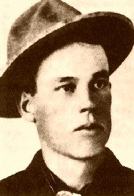 """William Ellsworth """"Elza"""" Lay, aka: Elzy, William McGinnis - An outlaw member of the Wild Bunch, he was captured and served seven years in prison. Wild West Outlaws, Union Pacific Train, Famous Outlaws, The Wild Bunch, Sundance Kid, Texas History, Family History, Cherokee Nation, Into The West"""