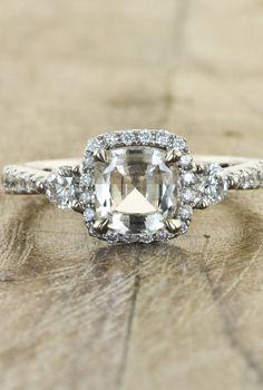 Stunning Diamond Ring.
