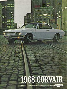 1968 Corvair Monza