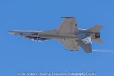 https://flic.kr/p/PsVJVY   Boeing F/A-18F Super Hornet   VFA-122  US Navy TAC Demo  Aviation Nation 2016  Nellis AFB, NV USA