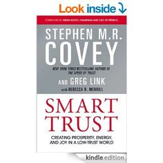 Smart Trust eBook: Stephen M. R. Covey: Amazon.co.uk: Kindle Store  #StephenMRCovey #Trust