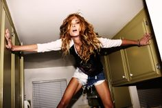 See more of Erin Wasson for One Teaspoon