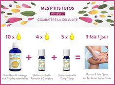 DIY : Combattre naturellement la peau d'orange avec les huiles essentielles