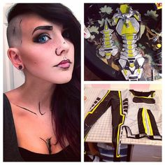 angel borderlands cosplay instagram - Google Search